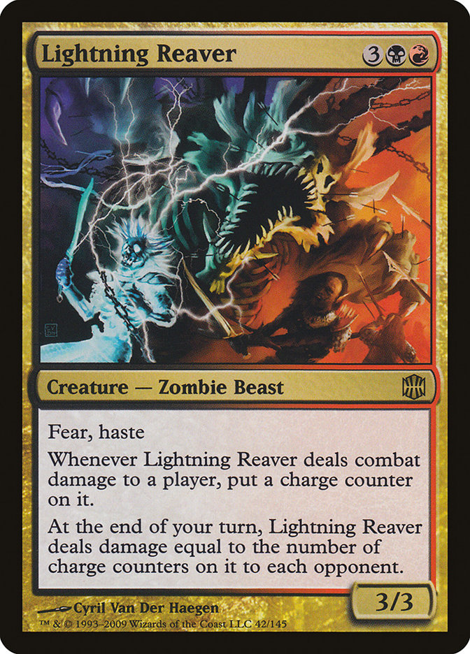 Lighting Reaver