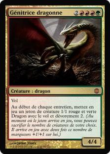 Dragon Broodmother (Alara Reborn)