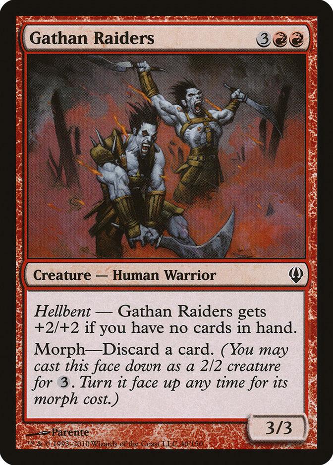 Gathan Raiders