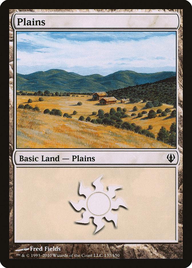 Plains (#137)