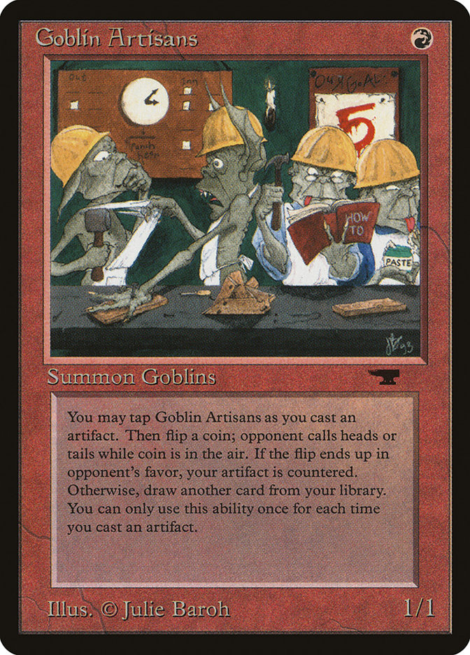 Image result for goblin artisans