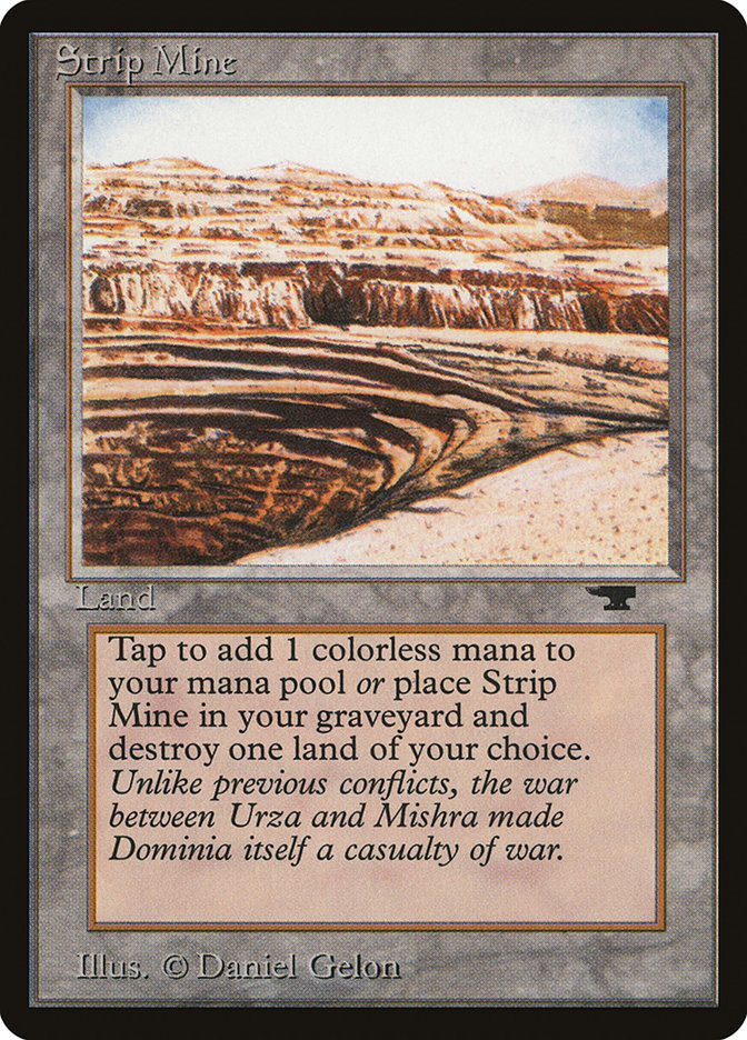 Strip Mine (Sky, Even Terraces)