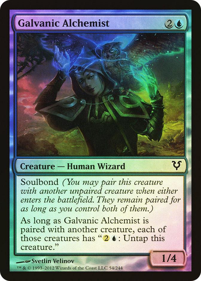 Galvanic Alchemist