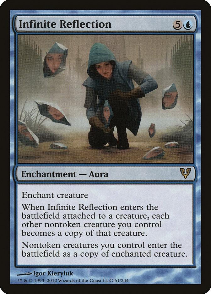 Infinite Reflection