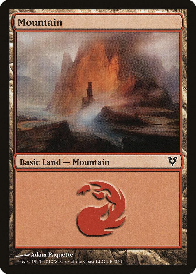 Mountain (#240)