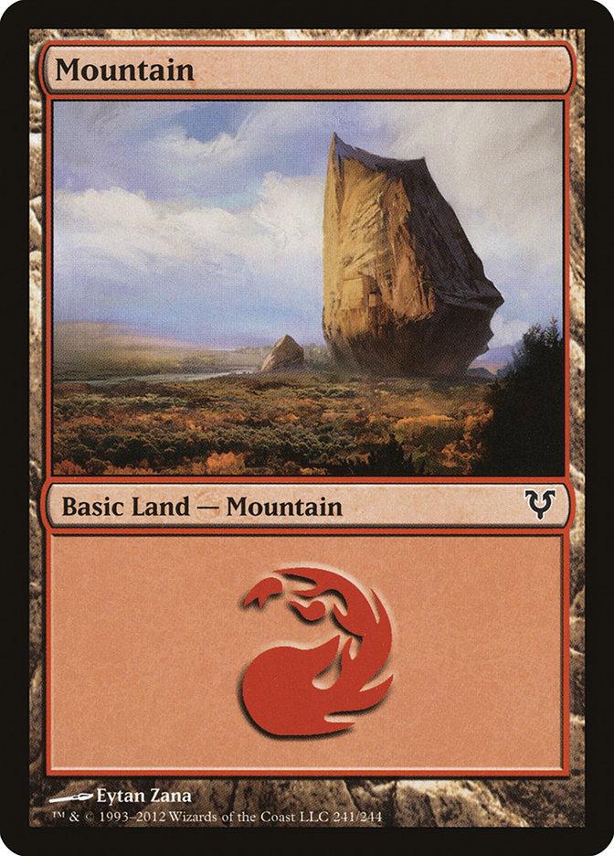 Mountain (#241)