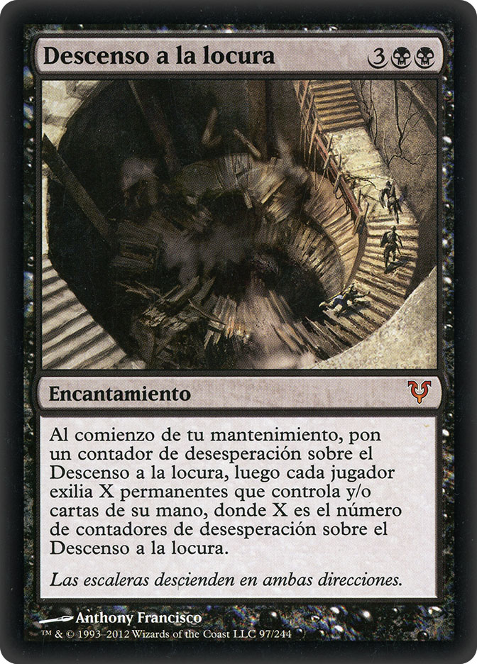 Descent into Madness (Avacyn Restored)