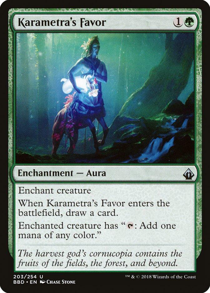Karametra's Favor