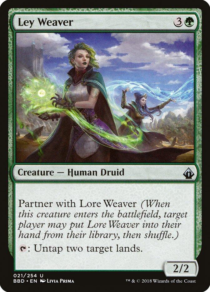 Ley Weaver
