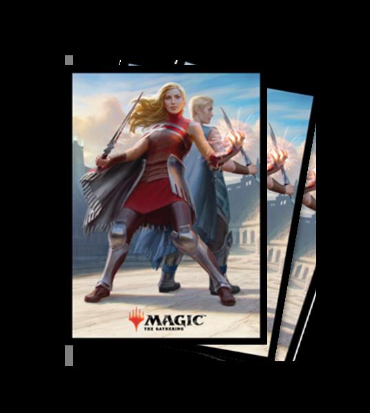 Ultra Pro Magic Matte Sleeves  - Battlebond - Rowan Kenrith