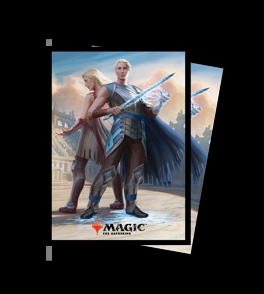 Ultra Pro Magic Matte Sleeves  - Battlebond - Will Kenrith