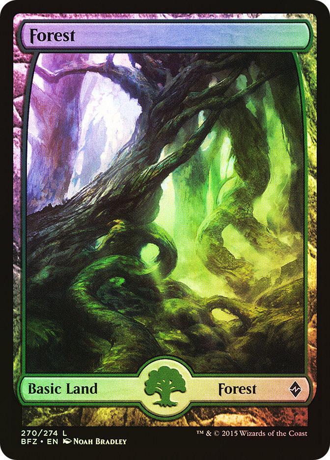 Forest (#270) (Full-Art)