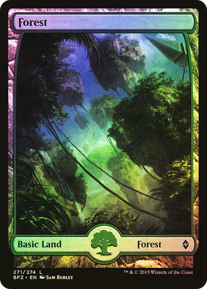 Forest (#271) (Full-Art)