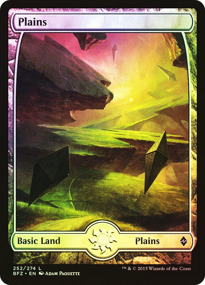 Plains (#252) (Full-Art)