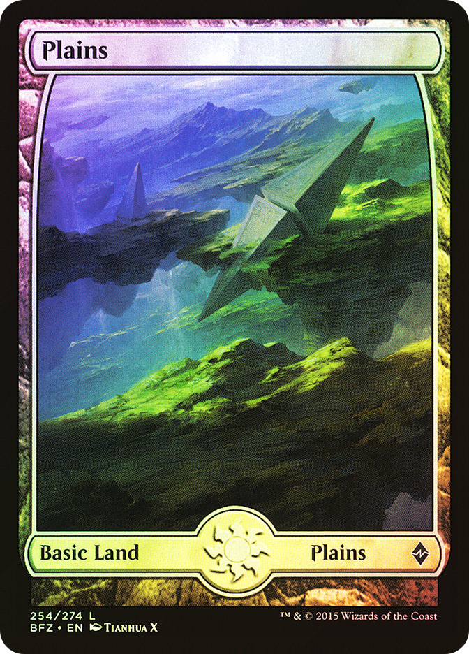 Plains (#254) (Full-Art)