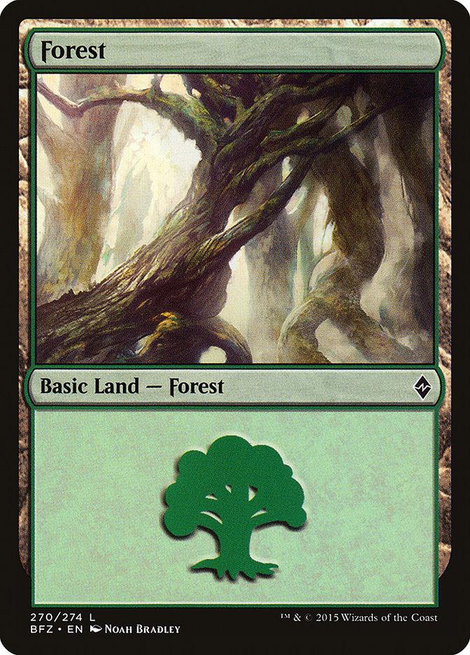 Forest (#270) (Regular Art)