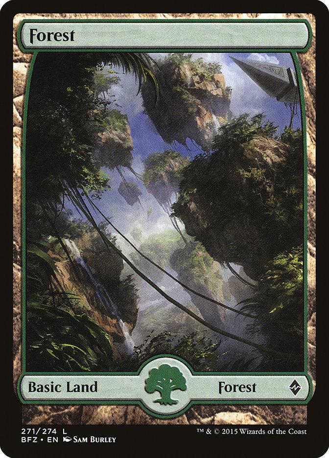 Forest (#271) (Full-Art)