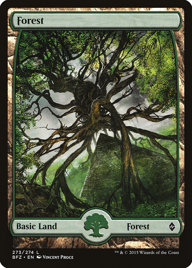 Forest (#273) (Full-Art)