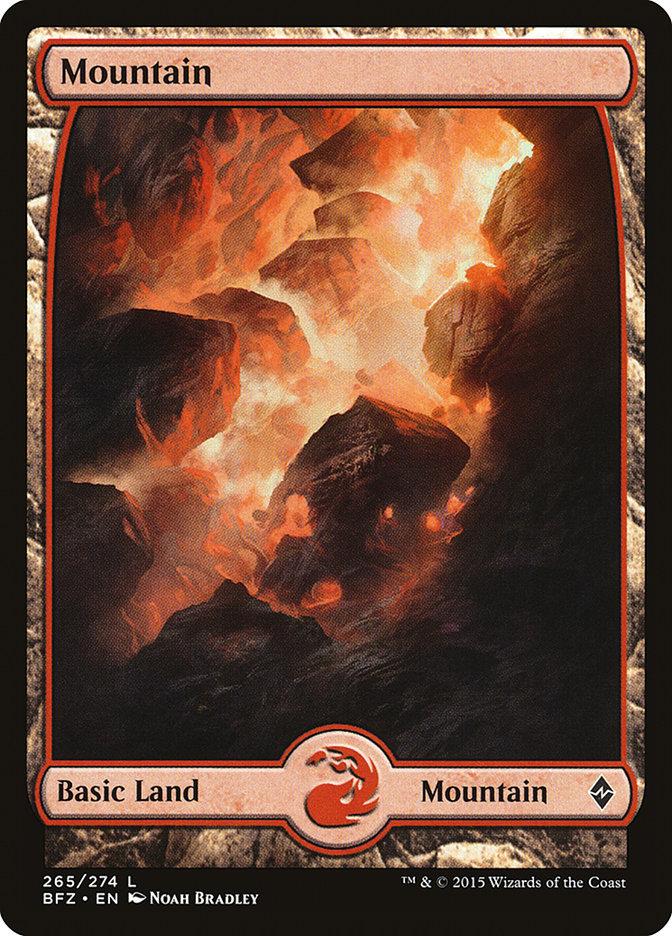Mountain (#265) (Full-Art)