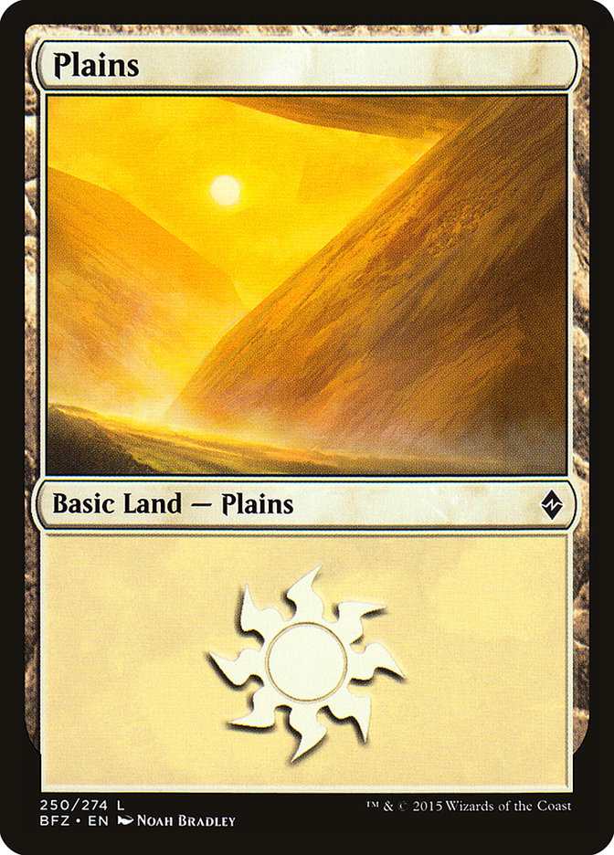 Plains (#250) (Regular Art)
