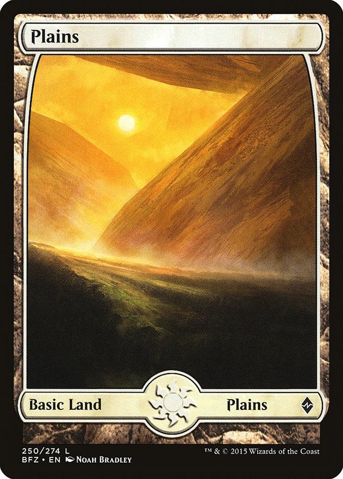 Plains (#250) (Full-Art)