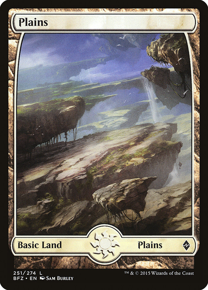 Plains (#251) (Full-Art)