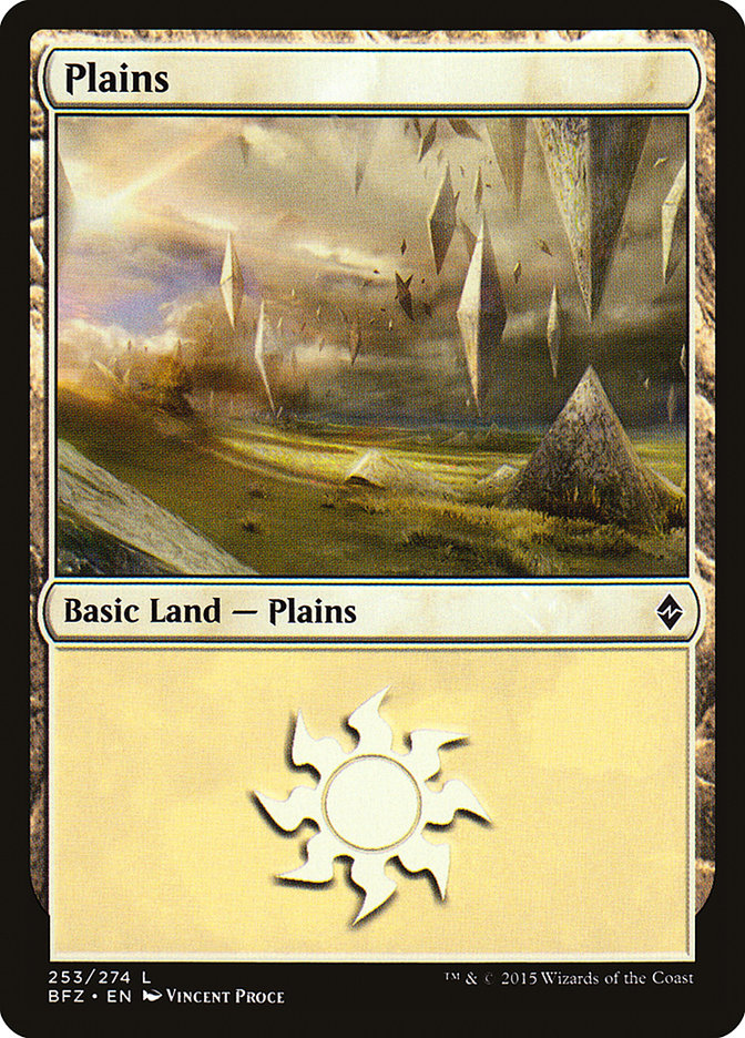 Plains (#253) (Regular Art)