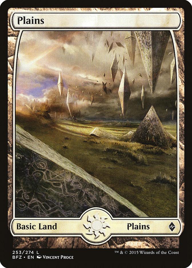 Plains (#253) (Full-Art)