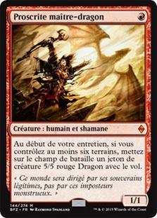 Dragonmaster Outcast (Battle for Zendikar)