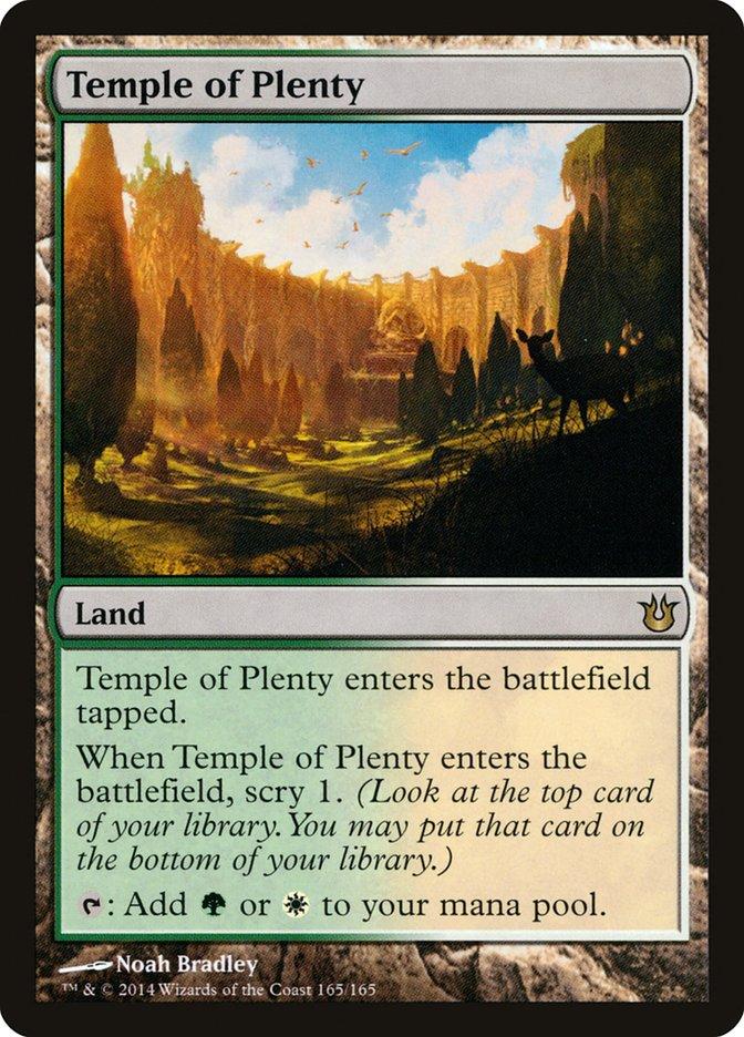Temple of Plenty