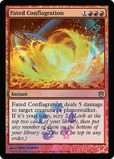 Fated Conflagration (Born of the Gods Buy-a-Box)