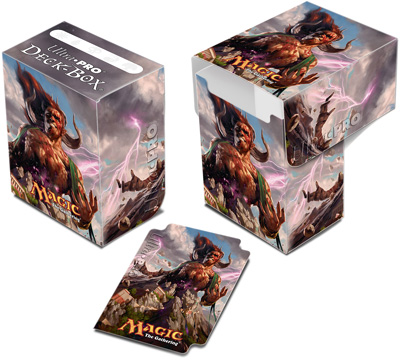 Ultra Pro Magic Deck Box - Born of the Gods - Xenagos, God of Revels