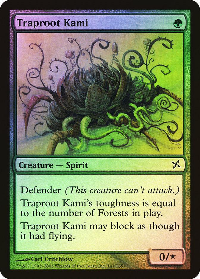 Traproot Kami
