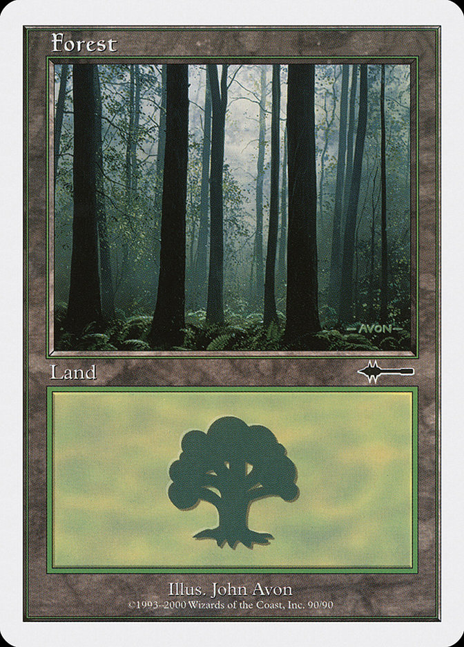 Forest (#90)