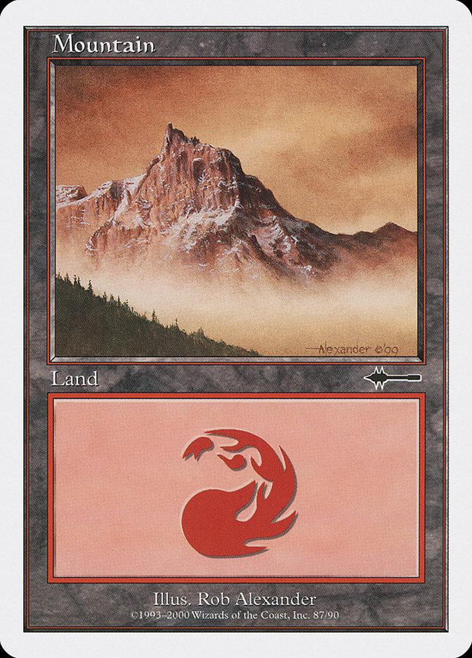 Mountain (#87)