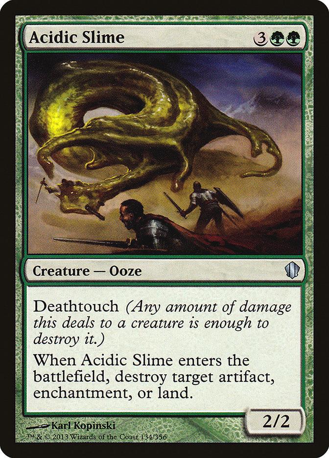 Acidic Slime