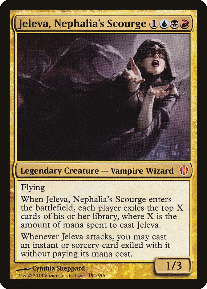 Jeleva, Nephalia