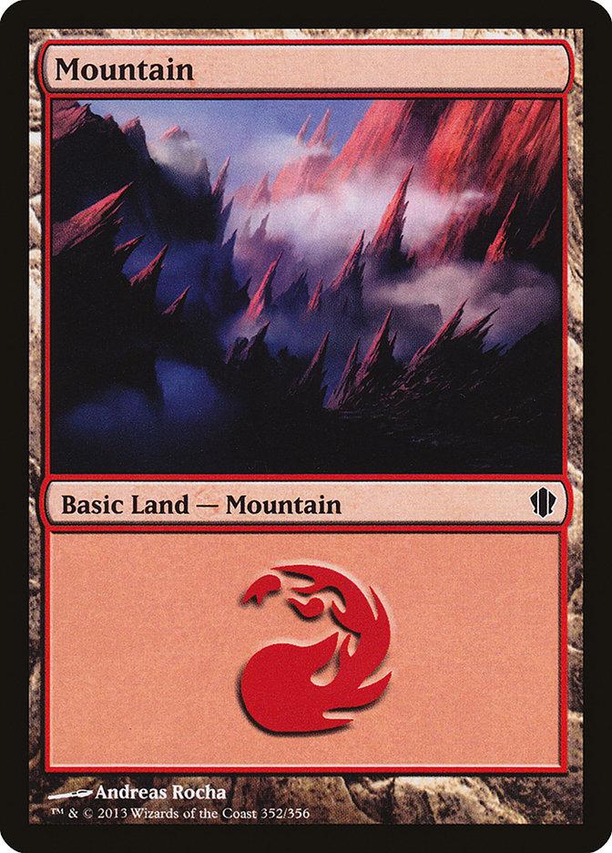 Mountain (#352)