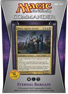 Commander 2013 Deck - Eternal Bargain