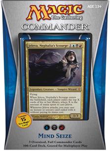 Commander 2013 Deck - Mind Seize