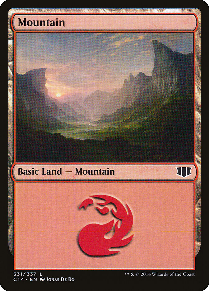 Mountain (#331)