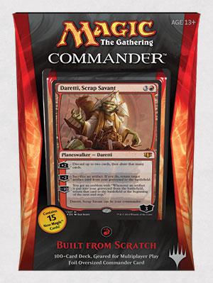 Commander 2014 Deck - Built from Scratch