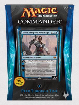 Commander 2014 Deck - Peer Through Time