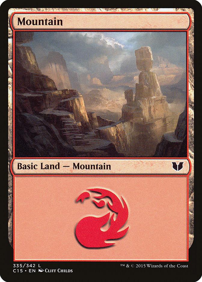 Mountain (#335)