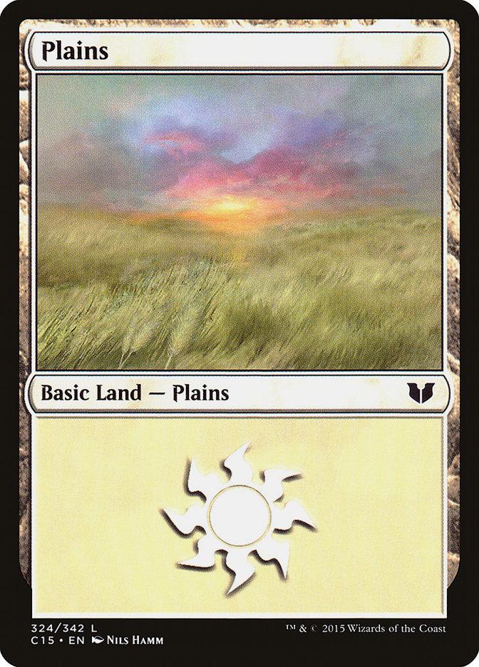Plains (#324)