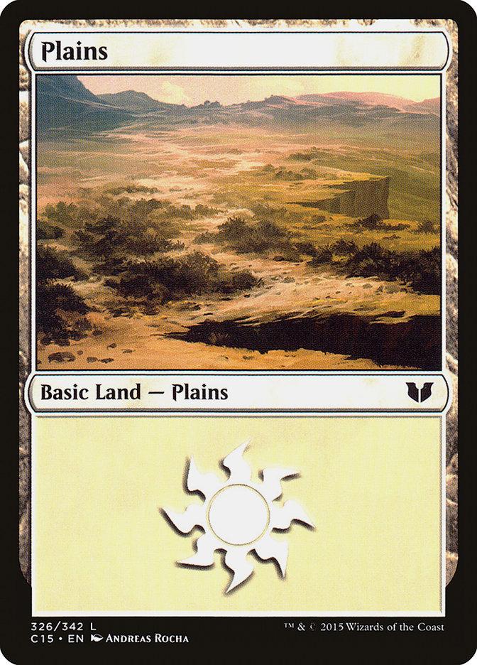 Plains (#326)
