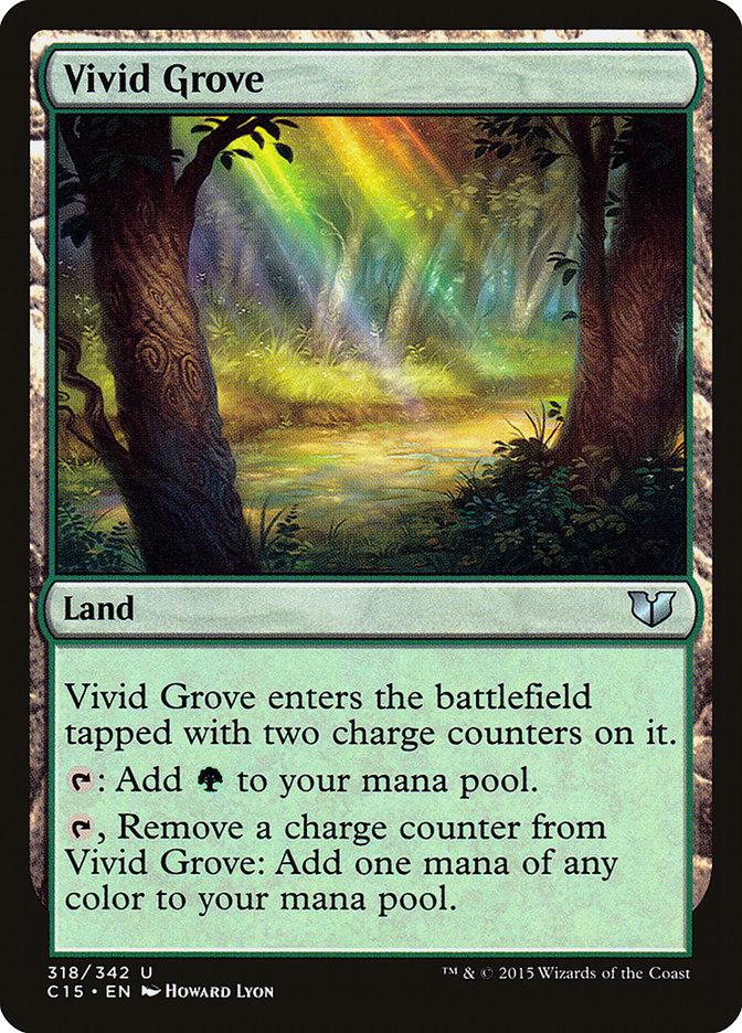 Vivid Grove