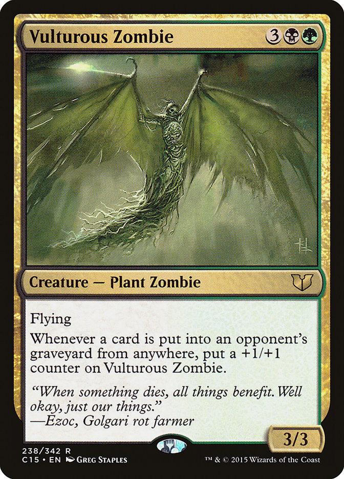 Vulturous Zombie