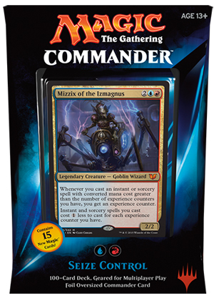 Commander 2015 Deck - Seize Control