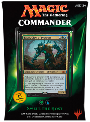 Commander 2015 Deck - Swell the Host
